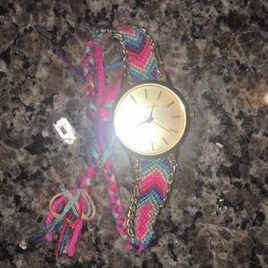 Jewelry - Aztec Watch Band